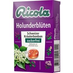 RICOLA OZ BOX HOLUNDERBLUE