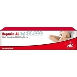 HEPARIN AL GEL 30000