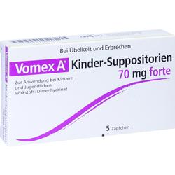 VOMEX A KINDER SUP 70MG FO